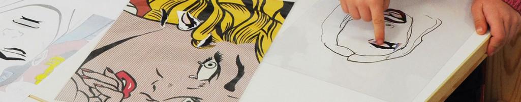 Emociones con Roy Lichtenstein