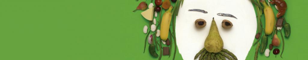 Hanoch Piven pinta con objetos en Ubik