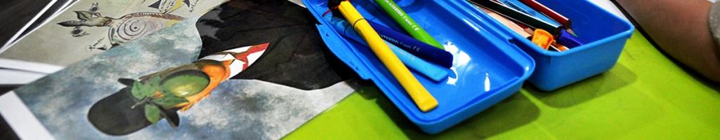 Vuelve el Club para pequeños artistas a La Casa