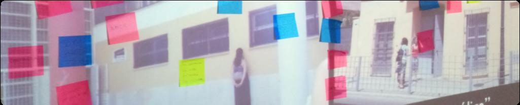Presentación de #Mosaicosvivos #CreandoEscuela: una experiencia con la comunidad